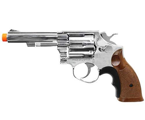 hfc hg-131c gas airsoft revolver, 4 barrel airsoft gun(Airsoft Gun)