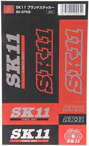 SK11(エスケー11) ブランドステッカー ロゴ(SK11) シール SK-STK8