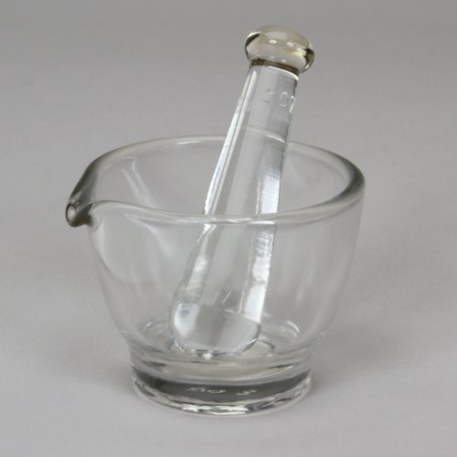 Mortar Pestle Glass 2 oz product image