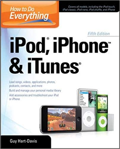 Amazon.com: How to Do Everything iPod, iPhone & iTunes ...