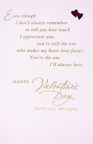 Hallmark Mahogany Valentine's Day Greeting Card (Holding Hands) Photo #3