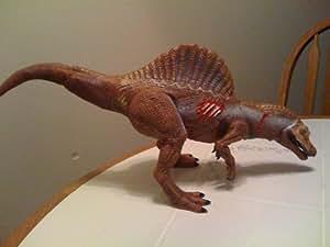 Amazon.com: Jurassic Park 3 - Animatronic Spinosaurus ...
