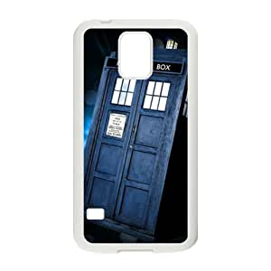 Doctor Who's TARDIS Cell Phone Case for Samsung Galaxy S5