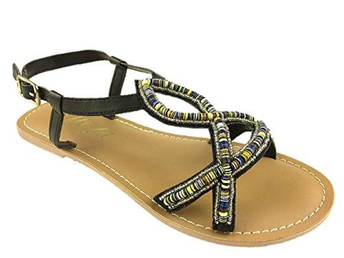 Footwear femme Mc Gladiator Gladiator Mc fille Footwear Tqpwxfv