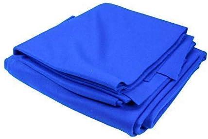 ClubKing Ltd - Tela para mesa de billar (1,82 x 0,91 m), color ...