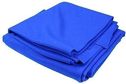 ClubKing Ltd - Tela para mesa de billar (1,82 x 0,91 m), color azul: Amazon.es: Deportes y aire libre