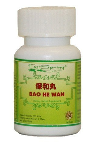 Chinese Medicine Herbs / Bao He Wan / Item# N008 One Bottle