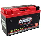 Lithium Ion Sealed Battery 12V 280 CCA Motorcycle Scooter ATV - Replacement for YTZ10S YTZ12S YTZ14S YT12B-BS (MMG5)