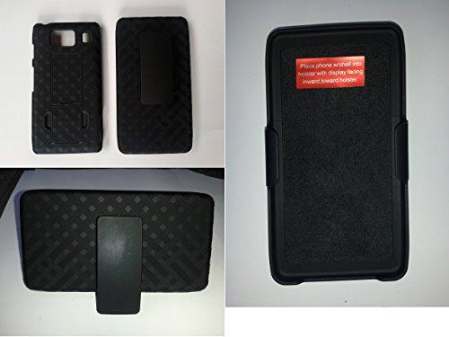 Motorola Holster Razr - Motorola Droid RAZR HD XT926 Combo Bundle