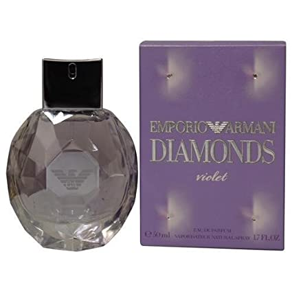 b70458d53e1 Emporio Armani Diamonds Violet by Giorgio Armani Eau De Parfum Spray 50ml   Amazon.co.uk  Beauty