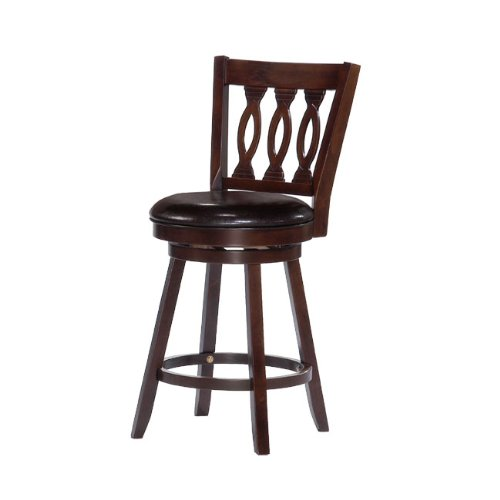 Orlenda Swivel 24 Inches Counter Stool Home And Barstool