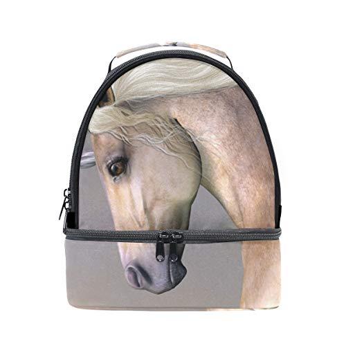 y ajustable doble Bandolera picnic elegante estrellas para unicornio Cooler para correa almuerzo SwxS4