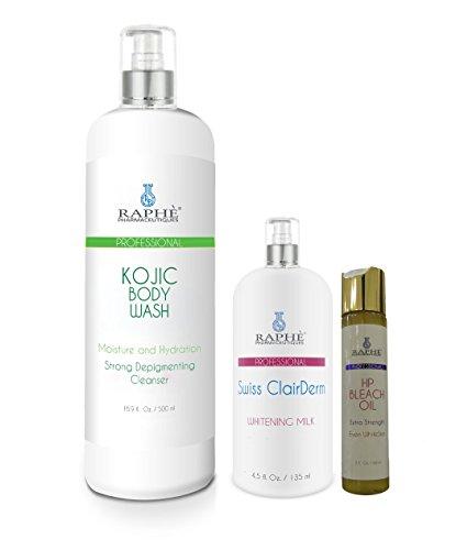 3-in-1-kojic-acid-bleaching-body-wash-16oz-clairderm-stable-deep-bleach-cream-120ml-plus-high-potenc
