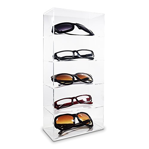 Mooca Wall Mounted Eyewear case - Sunglasses Wall Display