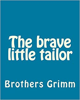 Book The brave little tailor