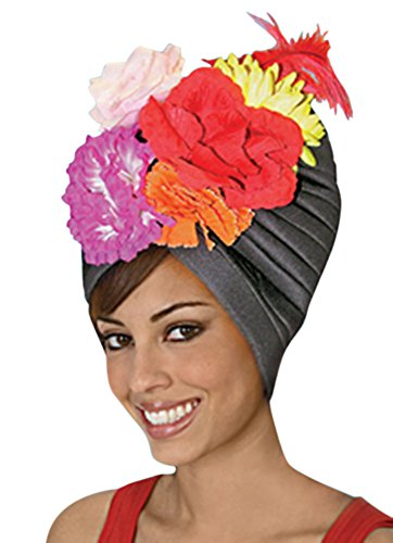 [Tropical Havana Hat, One Size Fits Most Adults] (Hawiian Costumes)