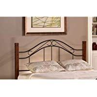 Hillsdale Furniture 1159HTWR Headboard with Frame, Twin,...