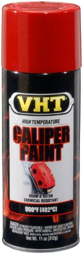 - VHT SP731 Real Red Brake Caliper Paint Can - 11 oz.