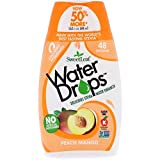 SweetLeaf Water Drops, Peach Mango, 1.62 Ounce