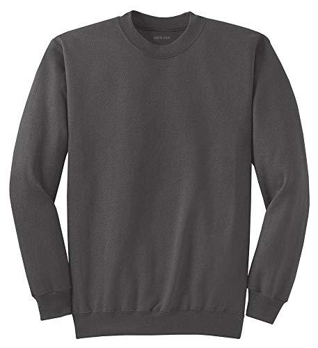 Joe's USA - Mens Soft & Cozy Crewneck Sweatshirts in 33 Colors. Sizes S-5XL