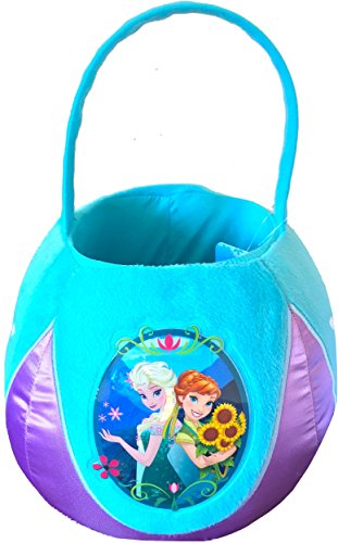Disney Frozen Easter Plush Basket , Easter Egg Hunts and Easter Activities ()