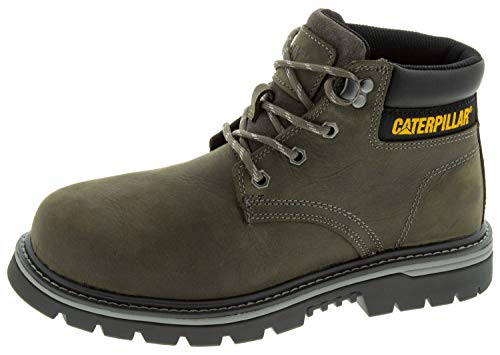 Caterpillar Outbase ST Men's Industrial/Construction Boots, Charcoal Grey