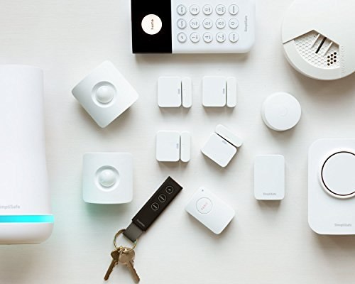 SimpliSafe Wireless Home Security System The Haven 2018 new