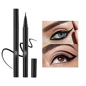 Eyeliner Mimore, eye-liner liquide, outils de maquillage crayon crayon eyeliner imperméable, dense, séchage rapide, sans…