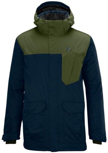 Salomon Sashay Mens Insulated Ski Jacket