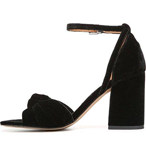 Sandalo Franco Sarto Donna Sandalo Ankle Sandalo Nero