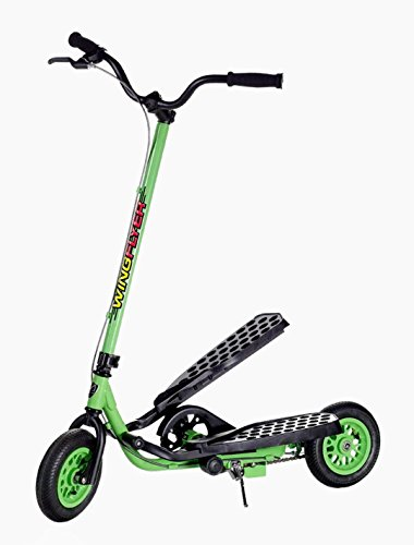 Wing Flyer Children's / Youth Z100 Series (verde lima)