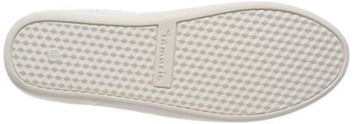 Blanc Struc Tamaris offwht Basses Femme Sneakers 23724 T4wq0Ba