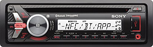 (Sony MEXM70BT Bluetooth CD & USB Marine Stereo Receiver)