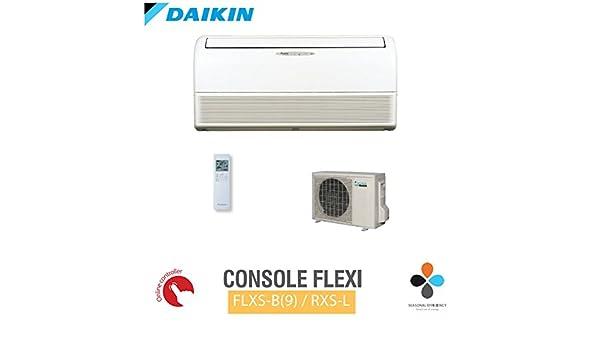 Daikin consola de suelo o plafón modelo FLXS50B: Amazon.es ...