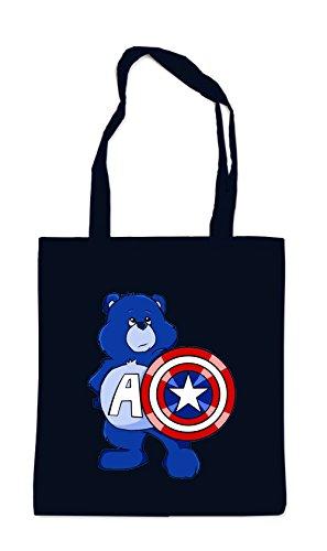 Captain Bear Bag Black Certified Freak