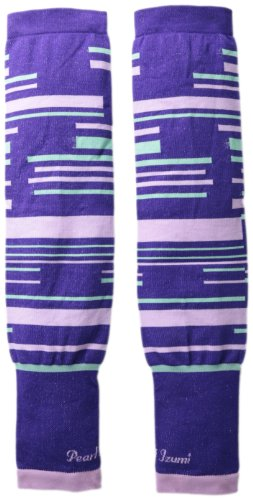 Pearl Izumi Select Thermal Lite Arm Warmer, Purple Stripes, Small