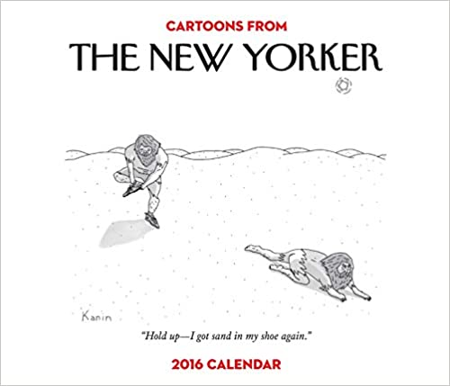 Cartoons from The New Yorker 2016 Day-to-Day Calendar