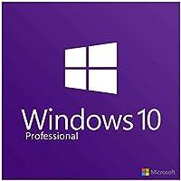 MS Windows 10 Pro 32 bit e 64 bit - Chiave di Licenza Originale per E-Mail + Guida di DREX® - Spedizione max. 60min