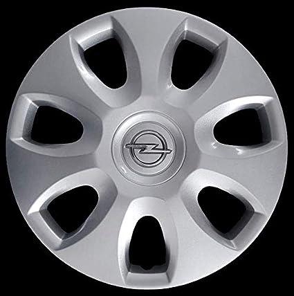Desconocido Genérico - Tapacubos para Opel Corsa Uno (1 ...