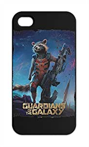 Guardians of the Galaxy Rocket Iphone 5-5s plastic case