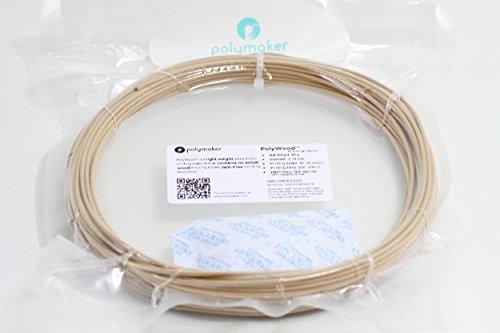 Polymaker 3D Printer Filament Sample Package, 1 75 mm
