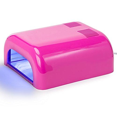Salon Sundry Uv Nail Dryer 36 Watt Professional Salon Gel