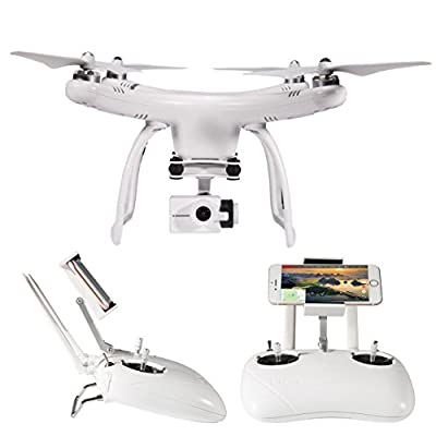 UPair 2.7K Plus Mobile App Version Video Camera Drone,5.8G RC Quadcopter,Return to Home,Auto Take-off,Auto Landing,Follow me Mode,Flight Route Planning Function,Aerial Photography Drone by Shenzhen Yiyang Dianzi Shangwu Co.,Ltd