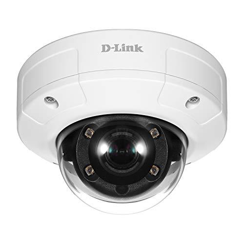 D-Link DCS-4602EV - Cámara de Vigilancia, Blanco