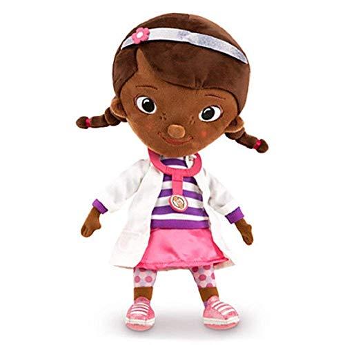 Disney Store Disney Jr Doc McStuffins Plush Doll - 12 (New Look!) ()