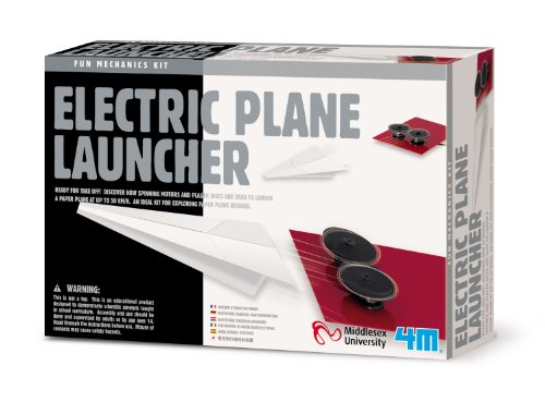 4M Electric Plane Launcher Kit