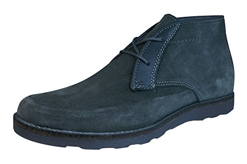 Desert Shoes Boots Mens Grey Skechers Suede Leyton qwItxnXC