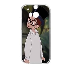 HTC One M8 Phone Case White Peter Pan John Darling DYW5151456