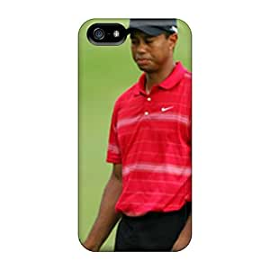 High Quality TAMasons Tiger Woods Skin Case Cover Specially Designed For Iphone - 5/5s