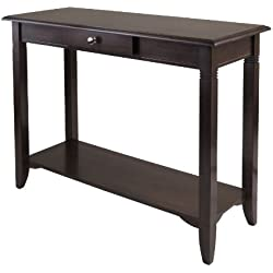 Winsome Nolan Console Table with Drawer